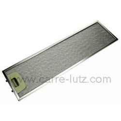 filtre de hotte charbon actif type 303 ou fat303 pi ces d tach es electrom nager hottes. Black Bedroom Furniture Sets. Home Design Ideas