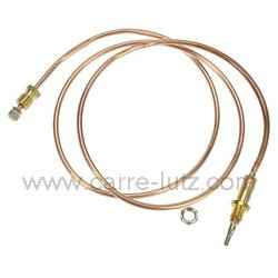 Thermocouple de gazini�re 760 mm Smeg 948650038
