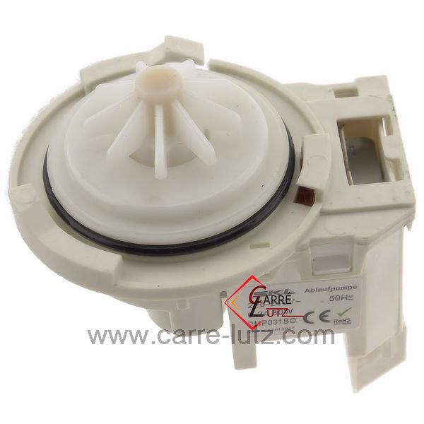 pompe de vidange de lave vaisselle bosch siemens 165261. Black Bedroom Furniture Sets. Home Design Ideas