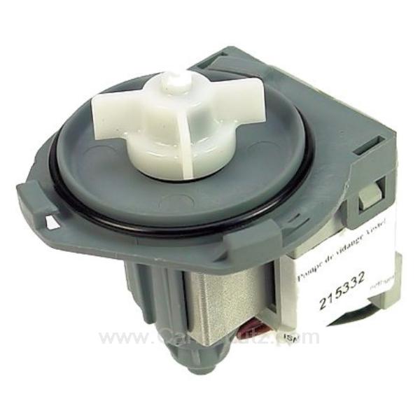 pompe de vidange de lave vaisselle vestel 32015595 - pièces