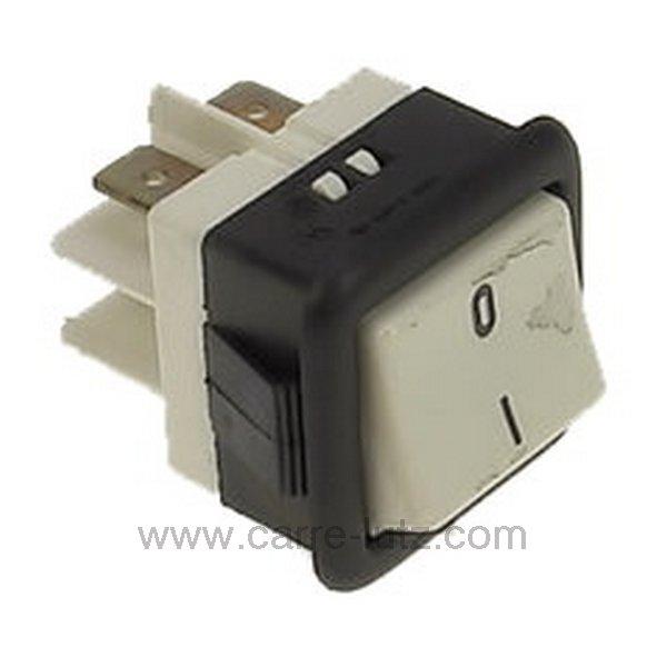 Interrupteur Bipolaire 16a 220v 4 Contacts Pi 232 Ces
