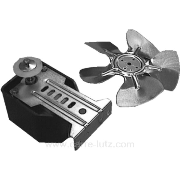 ventilateur de cong lateur compatible bosch siemens pi ces d tach es electrom nager. Black Bedroom Furniture Sets. Home Design Ideas