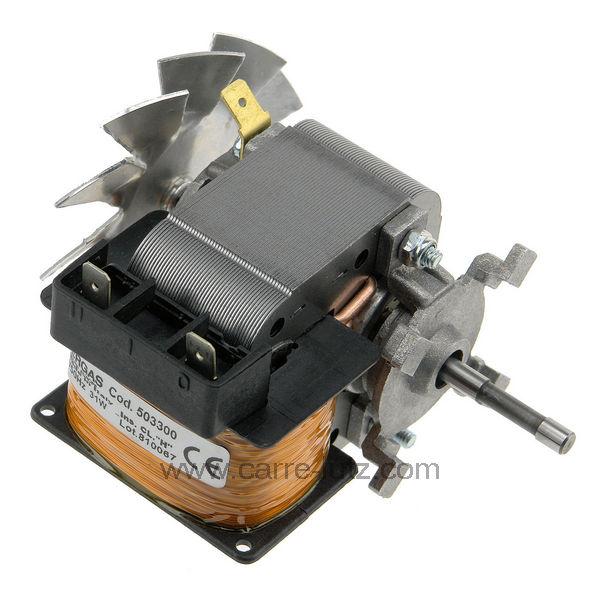 Moteur de ventilateur tangentiel droit EMMEVI TGA60