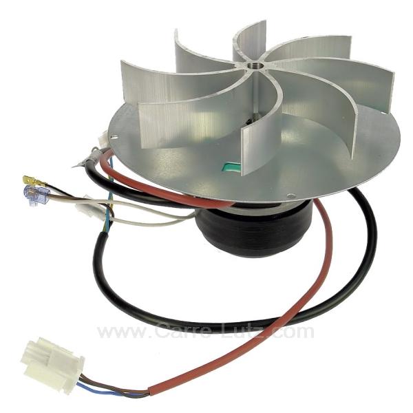 Ventilateur centrifuge ecofit de poele a pellet deville for Probleme poele a granule