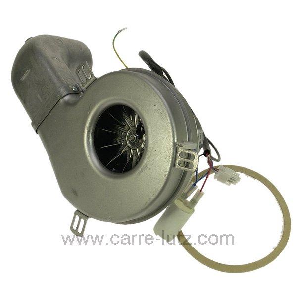 Ventilateur extracteur de fum e pl20ce0110 de poele a - Extracteur de fumee pour cheminee exterieure ...