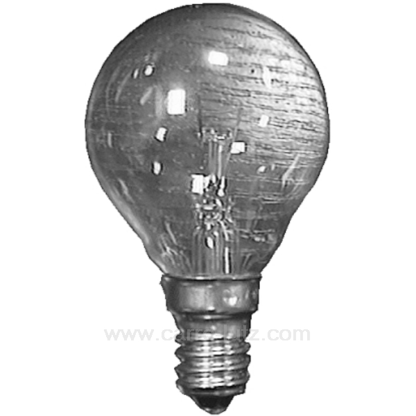 ampoule de four 300 e14 40w eclairage ampoule de four. Black Bedroom Furniture Sets. Home Design Ideas