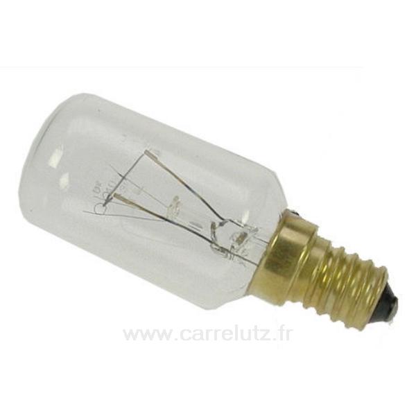 Ampoule pour appareils de cuisson - Ampoule e14 40w ...