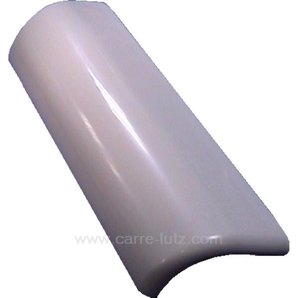 Capot de poign e blanc de r frig rateur brandt vedette - Poignee de porte refrigerateur whirlpool ...