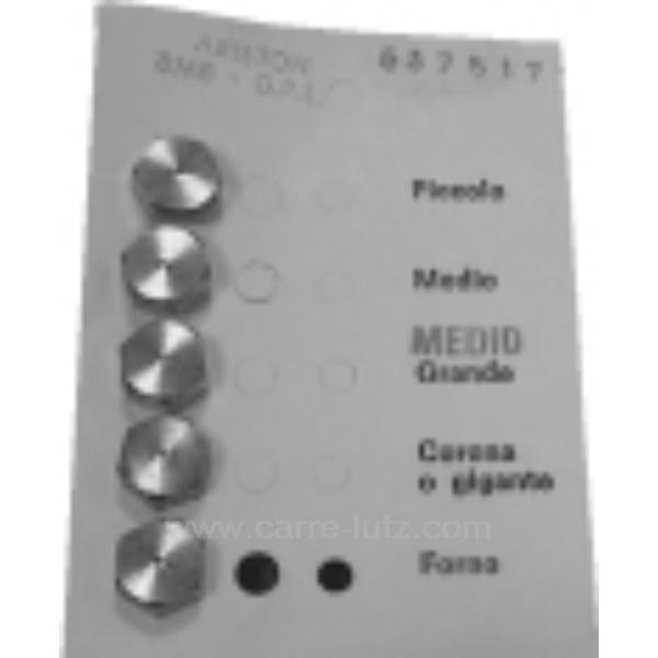 injecteurs pour gaz butane, propane ou naturel pour appareils de