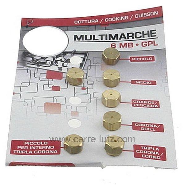 injecteurs pour gaz butane propane ou naturel pour appareils de cuisson page 1. Black Bedroom Furniture Sets. Home Design Ideas