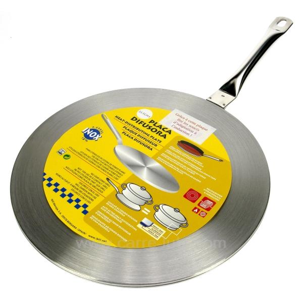 disque relais induction diam tre 235 mm la cuisine batteries de cuisine casserole inox. Black Bedroom Furniture Sets. Home Design Ideas