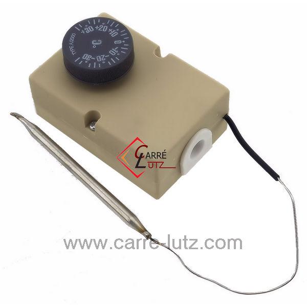 Thermostat de climatiseur ou chambre froide 35 35 for Thermostat chambre froide