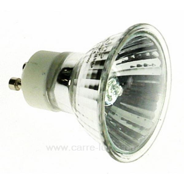ampoule halog ne gu10 35w 230v eclairage ampoule halog ne 620110. Black Bedroom Furniture Sets. Home Design Ideas