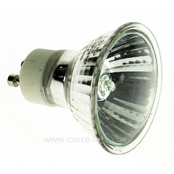 ampoule halog ne gu10 50w 230v eclairage ampoule halog ne 620111. Black Bedroom Furniture Sets. Home Design Ideas