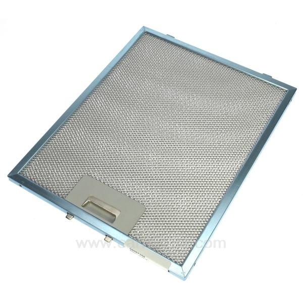 filtre graisse m tal 239x298 mm de hotte aspirante a martin electrolux ariston scholtes. Black Bedroom Furniture Sets. Home Design Ideas