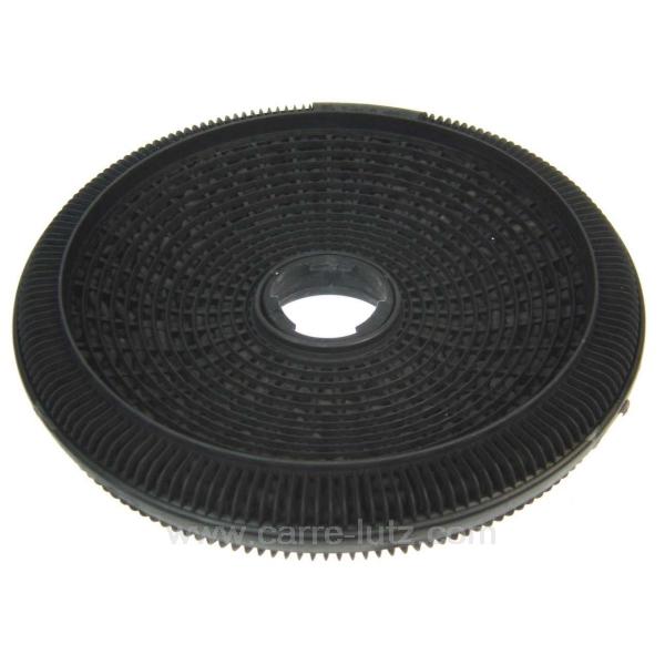 2 filtres de hotte charbon actif diam tre 190 mm type ca200r pi ces d tach es electrom nager - Hotte aspirante charbon actif ...