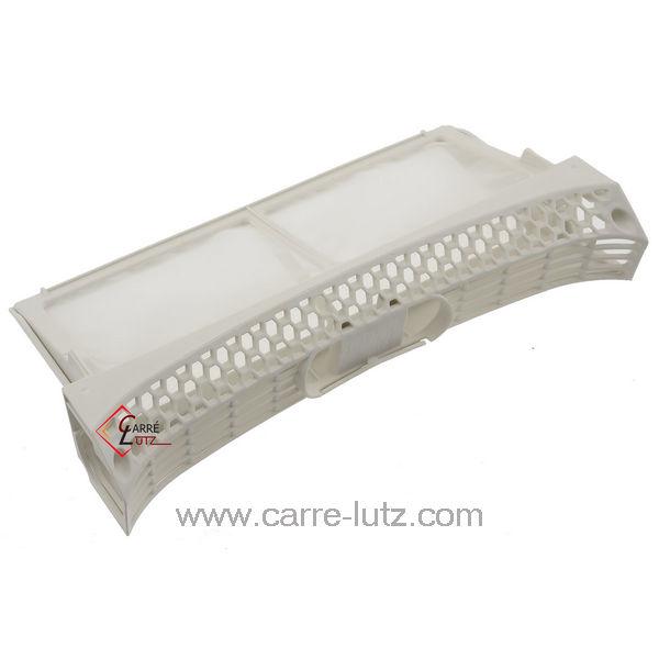 C00113848 INDESIT ISL70C n°6 Filtre anti peluche pour sèche linge