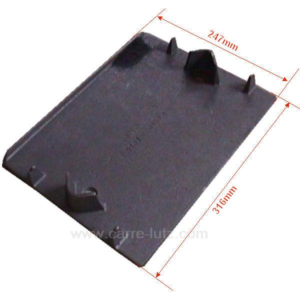 d flecteur de foyer 20131315101 godin 3151 pi ces d tach es chauffage pi ces d tach es pour. Black Bedroom Furniture Sets. Home Design Ideas