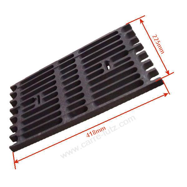 grille charbon godin 3738 pi ces d tach es chauffage pi ces d tach es pour appareils godin. Black Bedroom Furniture Sets. Home Design Ideas