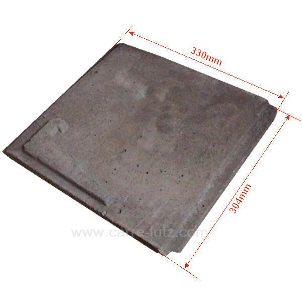 Brique r fractaire pour appareils de chauffage godin page 1 for Brique refractaire pour foyer