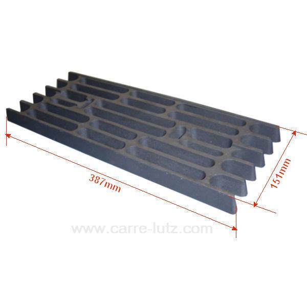 grille charbon godin 5729 pi ces d tach es chauffage pi ces d tach es pour appareils godin. Black Bedroom Furniture Sets. Home Design Ideas