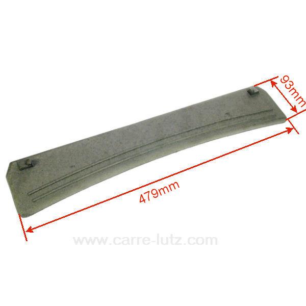 chenet 10306310100 pour convecteur godin 3101 pi ces. Black Bedroom Furniture Sets. Home Design Ideas