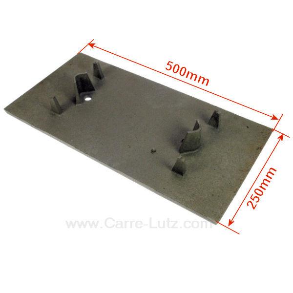 d flecteur pour convecteur godin 3168 10131316800 pi ces. Black Bedroom Furniture Sets. Home Design Ideas