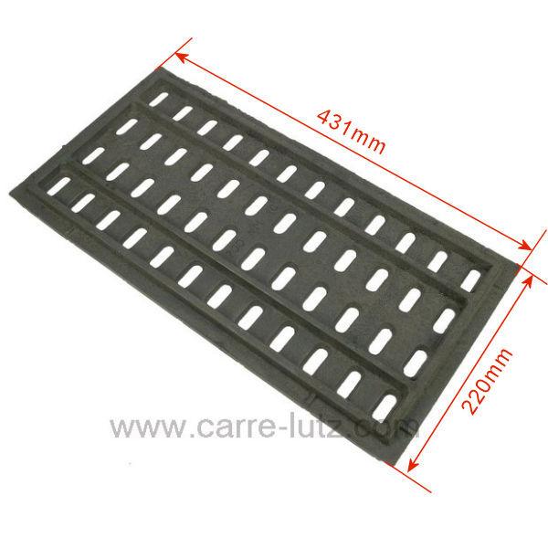 grille de foyer 700nm10 pour insert godin 3175 pi ces d tach es chauffage pi ces d tach es. Black Bedroom Furniture Sets. Home Design Ideas