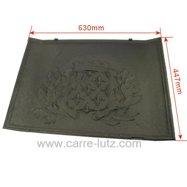 plaque d cor ch101603170 pour insert godin 3170 pi ces. Black Bedroom Furniture Sets. Home Design Ideas