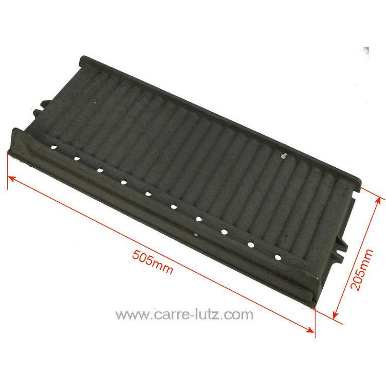 brique conduit d 39 air pour insert godin 660125 pi ces d tach es chauffage pi ces d tach es. Black Bedroom Furniture Sets. Home Design Ideas
