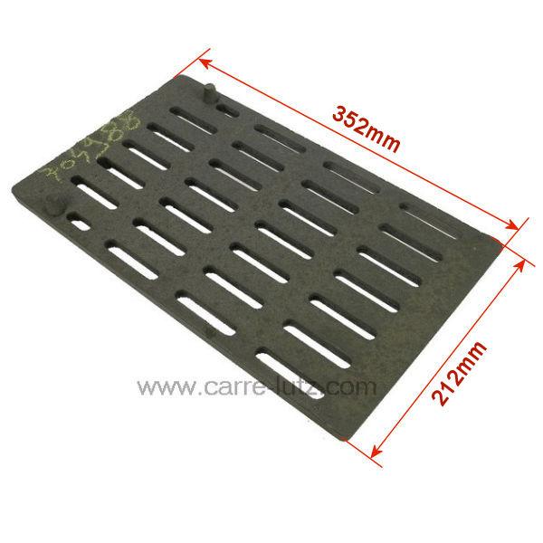 grille bois pour cuisini re godin 6753 pi ces d tach es. Black Bedroom Furniture Sets. Home Design Ideas
