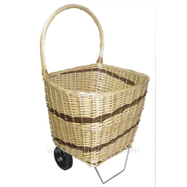 chariot a buche articles pour chemin e panier buches 7064092. Black Bedroom Furniture Sets. Home Design Ideas