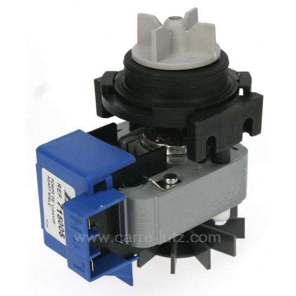Pompe de vidange gre compatible miele 3788832 pi ces d tach es electrom nager lave linge - Pompe de relevage machine a laver ...