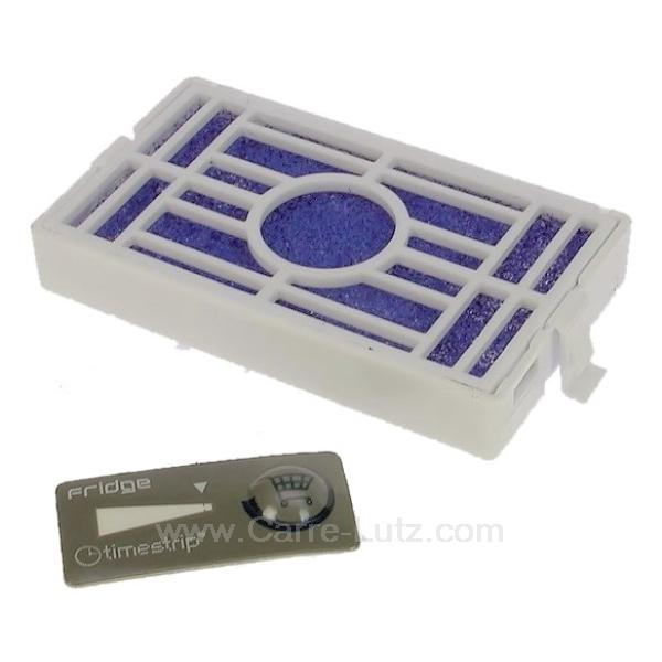 filtre air filtre anti odeur et filtre anti humidit pour r frig rateur et cong lateur. Black Bedroom Furniture Sets. Home Design Ideas