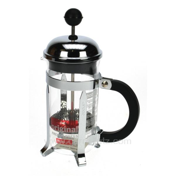 Cafeti re piston 3 tasses bodum mod le chambord la cuisine le caf - Cafetiere moud le cafe ...