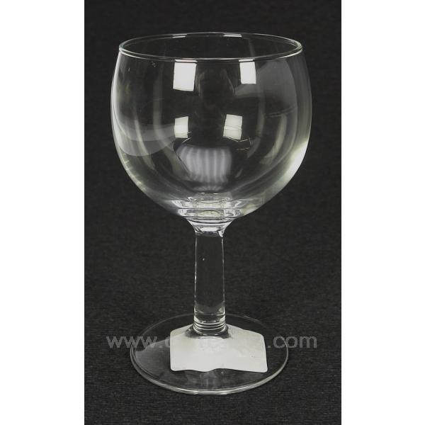 6 verres ballon 15 cl le vin verre a vin flute - Verre a vin ballon ...
