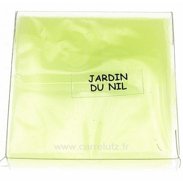 Pastille parfum e jardin du nil pour brule parfum for Jardin du nil wine
