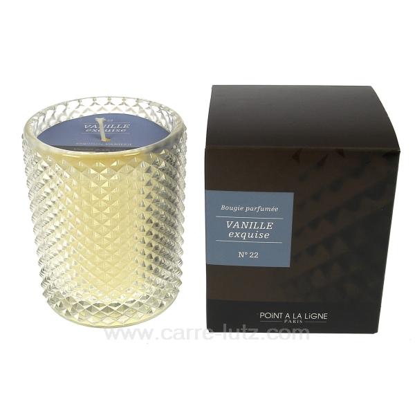 bougie parfum e vanille cadeaux d coration senteurs et bougies bougie bougies parfum es. Black Bedroom Furniture Sets. Home Design Ideas