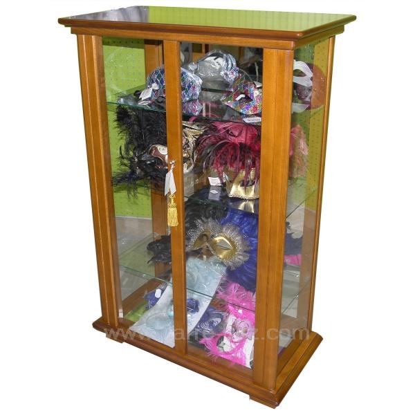 vitrine avec clairage cadeaux d coration vitrines et petits meubles cl45000127. Black Bedroom Furniture Sets. Home Design Ideas