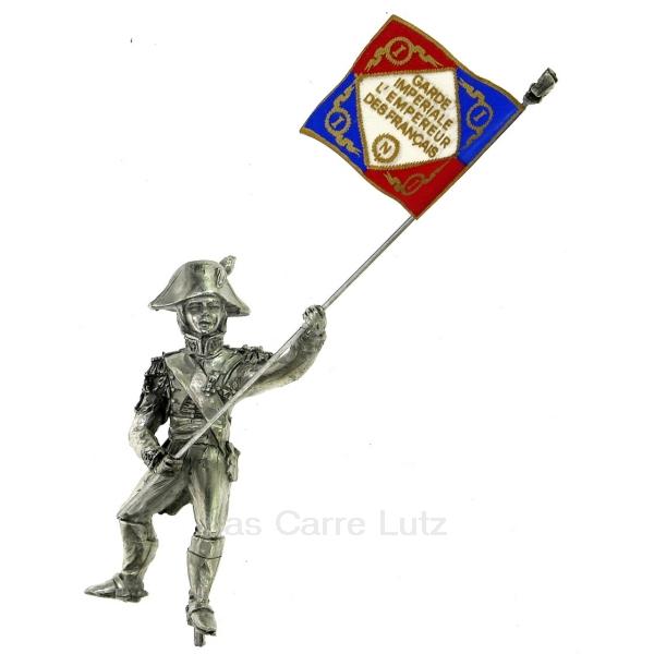 Soldat avec drapeau sur chaloupe cadeaux d coration for Housse pour chaloupe