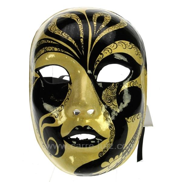 Masque de venise visage - Masque a peinture ...