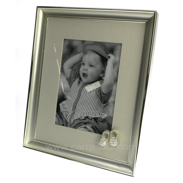 cadre photo chausson 13x18 cadeaux d coration cadre et. Black Bedroom Furniture Sets. Home Design Ideas