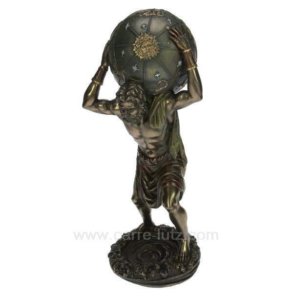 atlas portant le monde cadeaux d 233 coration gt objet de d 233 coration th 232 me gr 232 ce cl88000008