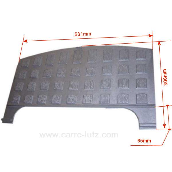 pi ces d tach es en fonte pour appareils de chauffage deville. Black Bedroom Furniture Sets. Home Design Ideas