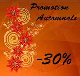 Promotions d'automne 2020